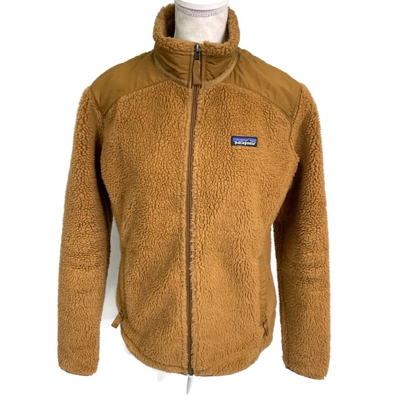 PATAGONIA RETRO X TEDDY BEAR Fleece JACKET Large